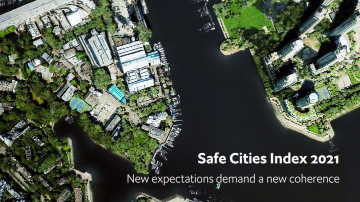 Safe cities 2021 The Economist